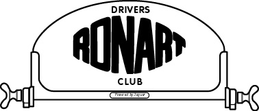 Logo of the Ronart Drivers' Club